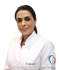 Dra. Kellen Cristina Ferreira Vitorino