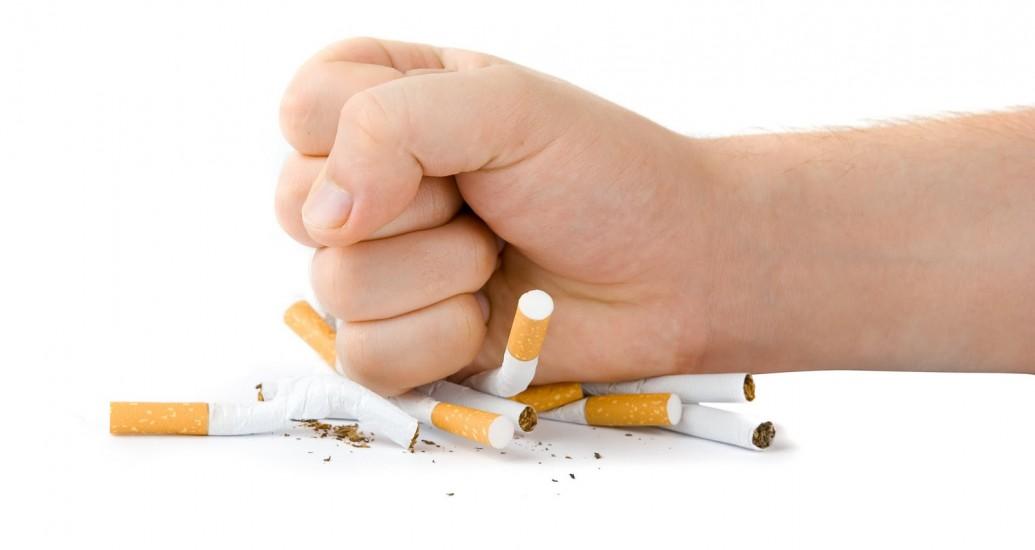 PARE DE FUMAR E DIMINUA O RISCO DE INFARTO